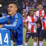 Junior y Millonarios ya tienen definidos los horarios de su llave en la Libertadores