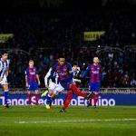 Barcelona encarrila los cuartos rompiendo el maleficio de Anoeta