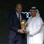 El Madrid y Ronaldo se llevan todo en los premios Globe Soccer Awards