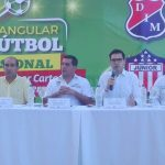 Cuadrangular 'Bolívar Sí Avanza', fue presentado oficialmente