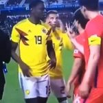 Edwin Cardona fue sancionado por la Fifa y se podría perder el mundial