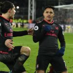 Un doblete de Alexis Sánchez da el triunfo al Arsenal 3-2 ante el Crystal Palace