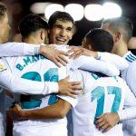 Real Madrid venció al Numancia en octavos de final de la Copa del Rey