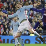 Barcelona igualó de visita ante el Celta en la Copa del Rey