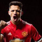 Manchester United confirma el fichaje del chileno Alexis Sánchez