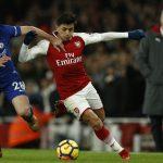 Arsenal rescató el empate al último minuto frente al Chelsea