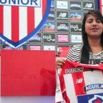 La venezolana Cinthia Zarabia firmó contrato con Las Tiburonas