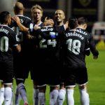 Sevilla encarrila eliminatoria con un 2-0 a favor, en el debut de Vincenzo Montella