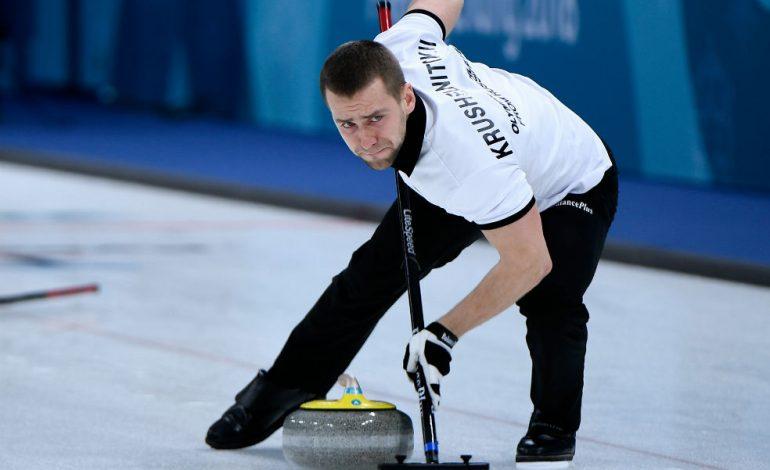 Oficial: Jugador ruso de curling da positivo por dopaje en Juegos de Pyeongchang