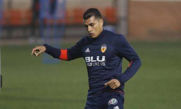Jeison Murillo vuelve a convocatoria con el Valencia después de tres meses lesionado
