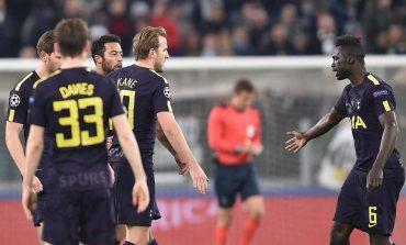 Tottenham, con Dávinson Sánchez de titular, empató con Juventus en Liga de Campeones