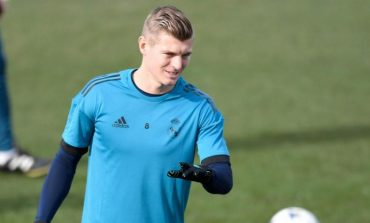 Toni Kroos sufre esguince de ligamento lateral en la rodilla izquierda
