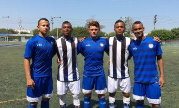 Cinco canteranos de la escuela de fútbol Udinese Football School viajan a Europa y Brasil