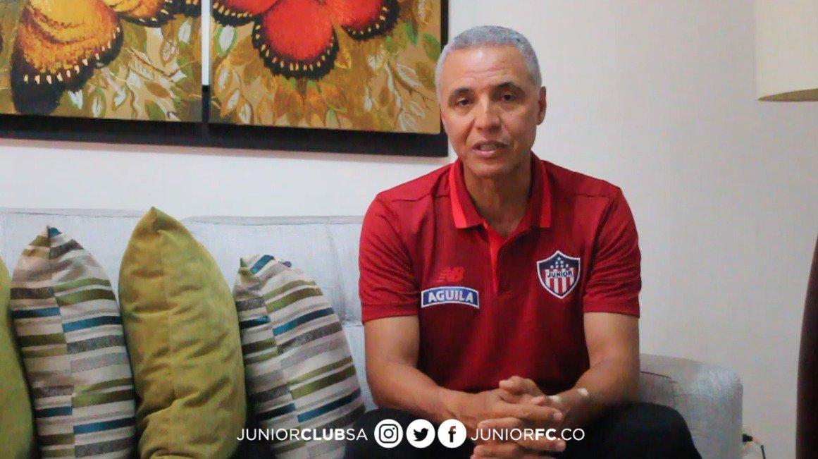 """""""Estoy bien. Voy a estar mañana con el equipo ante Olimpia"""" Alexis Mendoza"""