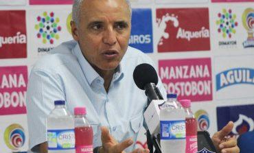 Alexis Mendoza, ingresó de urgencias a la clínica Portoazul
