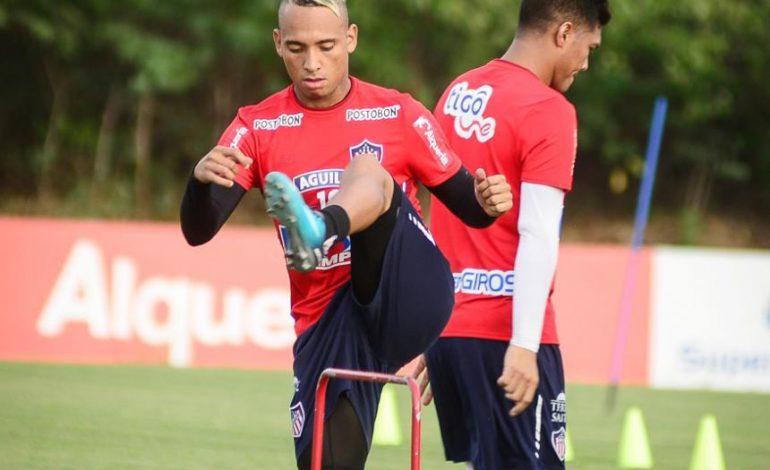 Junior va ante Guaraní sin Jarlan Barrera y Yonatan Murillo
