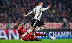 """James Rodríguez sufre una """"lesión leve"""" y Bayern espera rápida recuperación"""