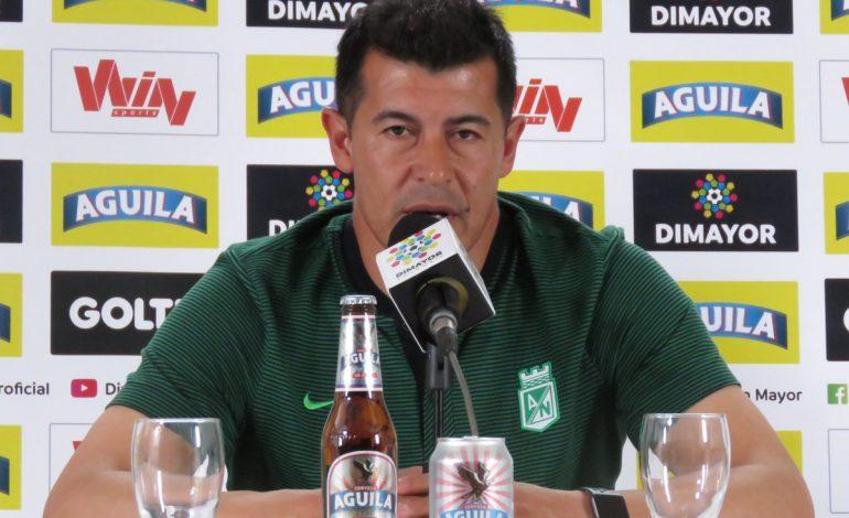 """""""Anhelo comenzar este ciclo ganando un título"""" Jorge Almirón"""