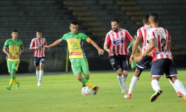 Junior no despega en Liga: cayó 1-0 ante Huila