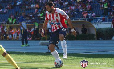 Matias Mier sufrió esguince traumático de rodilla