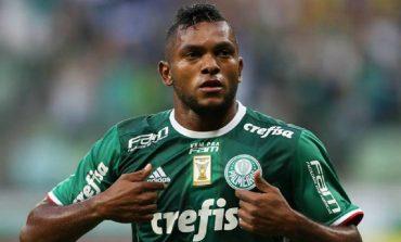 ¡Intratable! Borja anota doblete en el empate del Palmeiras 2-2 con Linense