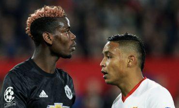 Con Muriel en cancha, Sevilla empató sin goles con el Manchester United