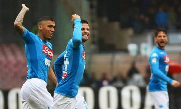 El Napoli no falla y prolonga el pulso por el título con la Juventus