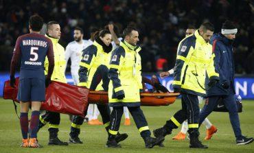 Preocupación por posible lesión de Neymar