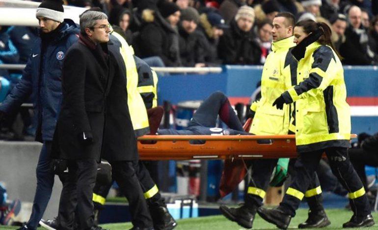 """""""No me gustó ver cuando se lesionó Neymar; deseo que no sea nada"""": Zidane"""