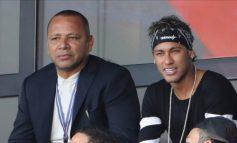 Neymar estará entre 6 y 8 semanas de baja, dice su padre