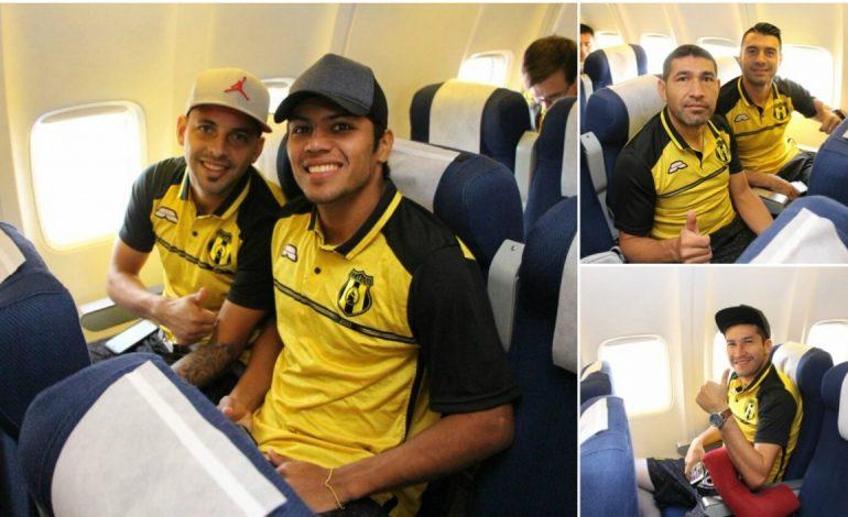 Guaraní viene en camino a Barranquilla en busca de un buen resultado ante Junior