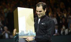 Federer, nuevo número 1 del mundo, gana el torneo de Róterdam