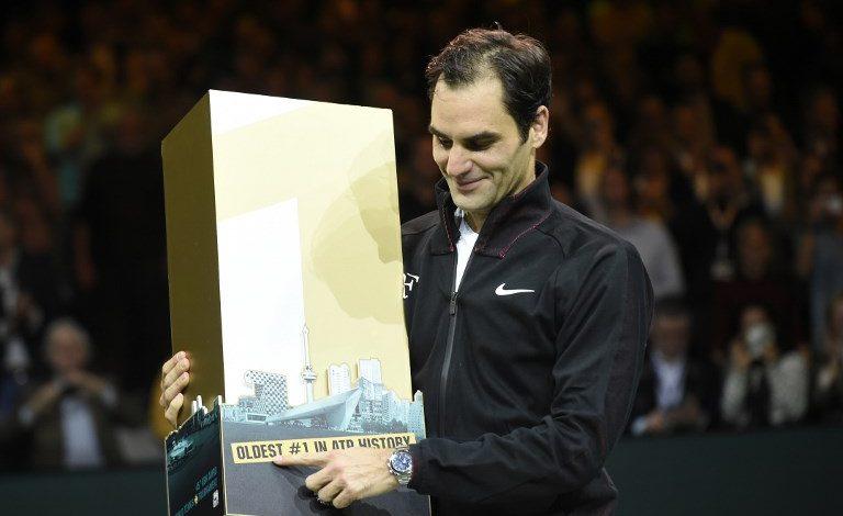 ¡Su majestad! A sus 36 años Federer recupera el trono del tenis mundial