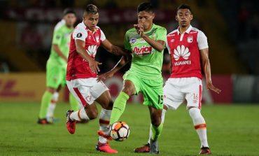 Santa Fe eliminó a Táchira y sigue en la Copa Libertadores