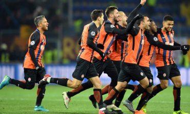 Shakhtar Donetsk venció 2-1 a la Roma en Ucrania