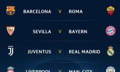 Madrid-Juventus, la llave más atractiva de los cuartos de final de la Champions