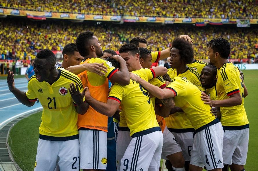 Colombia se mide hoy ante Francia, una de las favoritas para el Mundial de Rusia