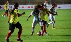 la Selección Femenina goleó 4-0 a Argentina en su debut del Sudamericano Sub-17