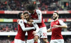 El Arsenal recupera la moral a costa del Watford