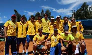 Brasil definió su equipo para enfrentar a Colombia por Copa Davis