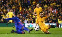 Colombia empató sin goles ante Australia