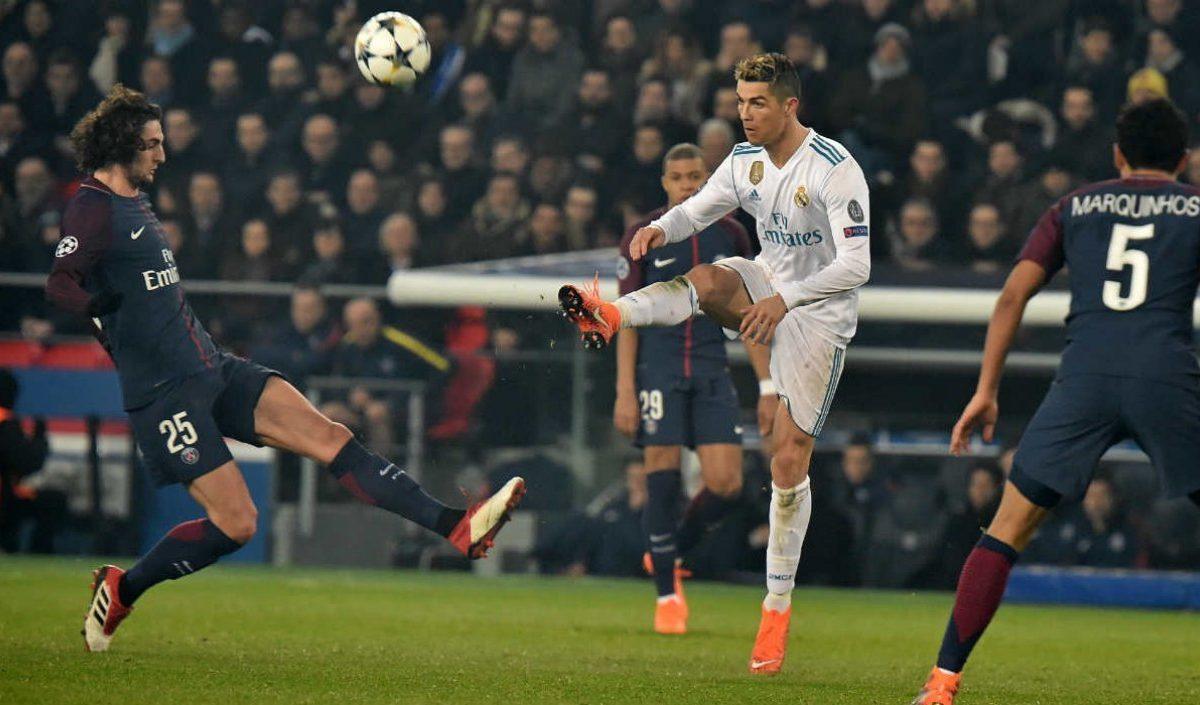 Cristiano Ronaldo, tercer jugador con más partidos en Liga de Campeones