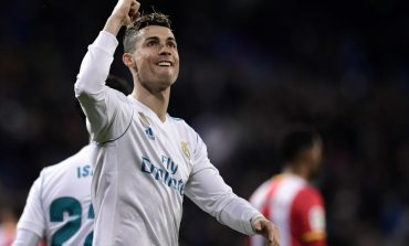 """""""No hay nadie mejor que yo"""": Cristiano Ronaldo"""