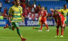 Defensa y Justicia golea al América 3-0 y lo elimina de la Sudamericana