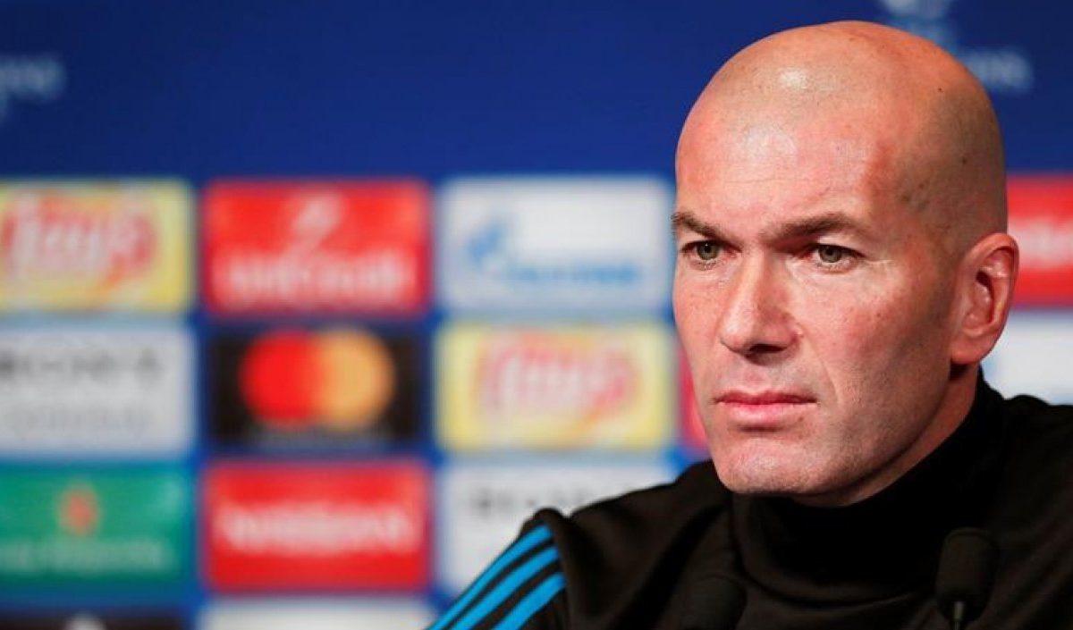 """Vamos a sufrir"": Zinedine Zidane"