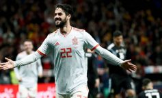 De la mano de Isco, España humilló a Argentina sin Lionel Messi