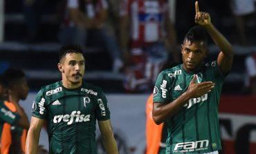 ¡Un paso en falso! Junior cayó derrotado 0-3 ante el Palmeiras