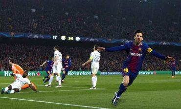 Lio Messi pasó por encima del Chelsea y el Barça clasificó a cuartos