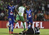 Atlético Nacional aplasta al Delfín y lidera el Grupo B de la Libertadores