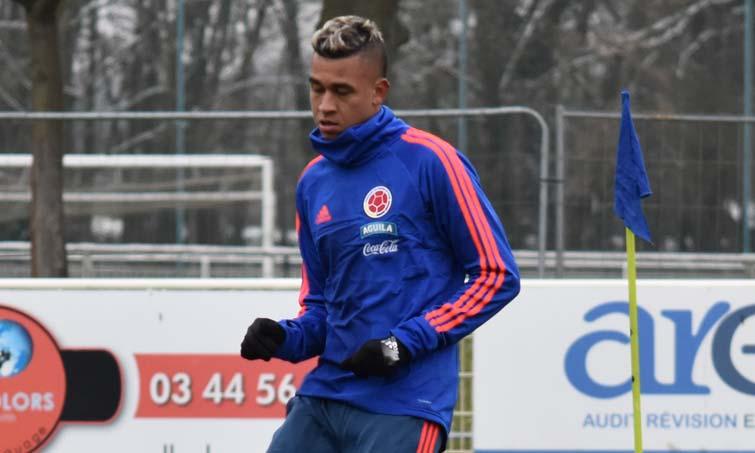 """""""Víctor Cantillo es un jugador interesante"""" José Pékerman"""